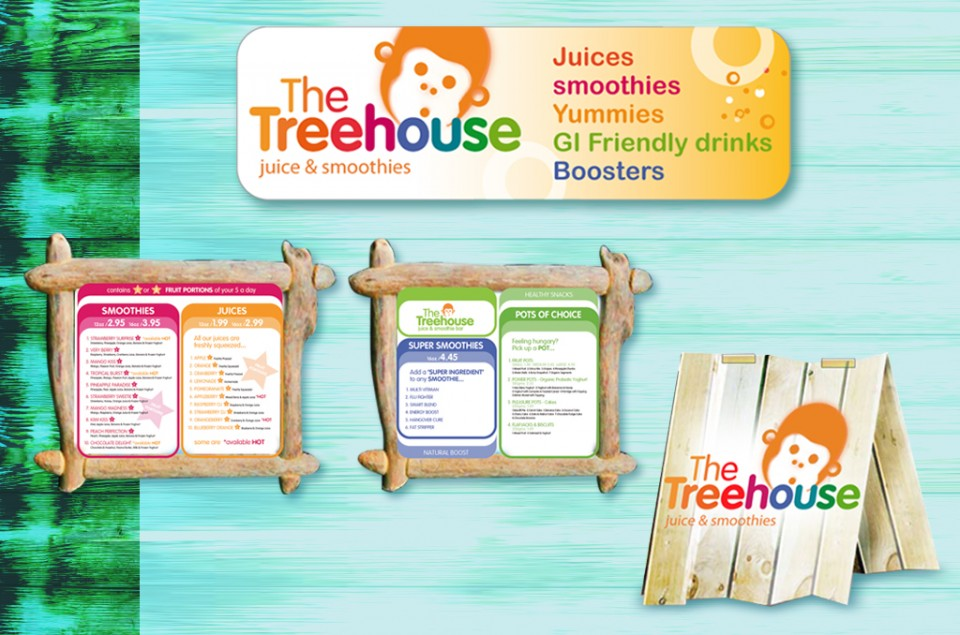 Spar_Treehouse menu
